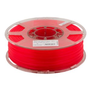 20202_PrimaPLA Filament - 3mm - 1 kg spool - Transparent Red