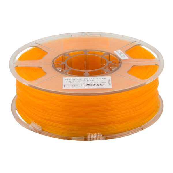 20203_PrimaPLA Filament - 3mm - 1 kg spool - Transparent Orange