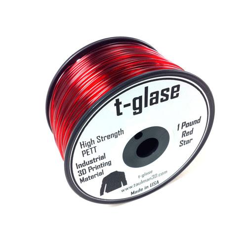 taulman-t-glase-pett-red-3mm-filament