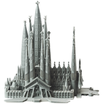 Cathedral-Print-Daylight-Model-Resin