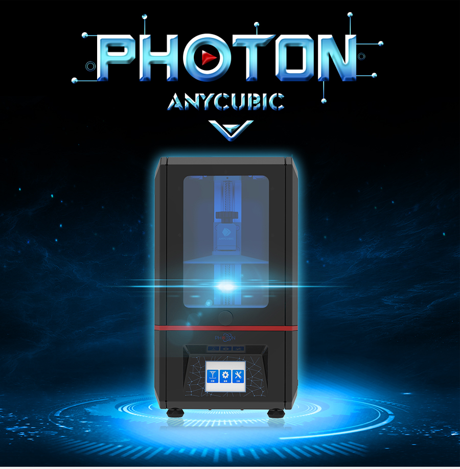 Anycubic Photon DLP   Εκτυπωτές 3D - Thes3D - 3D Printing
