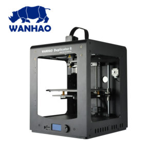 Wanhao-Duplicator-6-Plus-with-side-and-top-covers-2