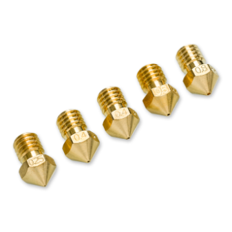 Mixed-nozzle-pack
