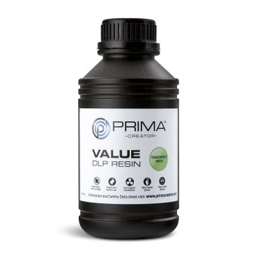 PrimaCreator-Value-UV---DLP-Resin-500-ml-Transparen