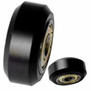 Creality-3D-CR-10-Roller-Guide-Wheels-with-bearings