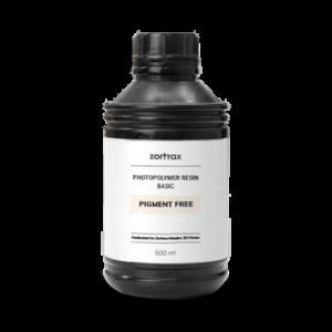 Zortrax-UV-Resin-Basic-500ml-Pigment-free-23660