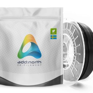 addnorth X-PLA 1.75mm Black