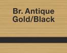 BRANTIQUE GOLD_BLACK
