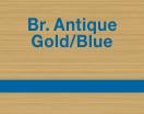 BRANTIQUE GOLD_BLUE