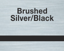 BRUSHED SILVER_BLACK