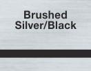 BRUSHED SILVER_BLACK